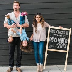 "62 Likes, 5 Comments - Alexandra Marie Photography (@alexandramariephotography) on Instagram: ""Congratulations to the #LuehmannCircus on their newest addition coming December 2015!!!! SO SO very…"""