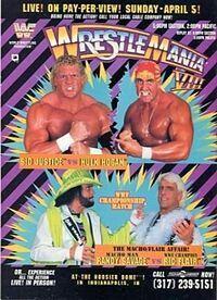 Wrestlemania 8