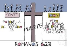 God's message to humanity. El mensaje de Dios para la humanidad.