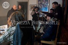 La troupe.  Location: abitazione privata, Fontane di Villorba.