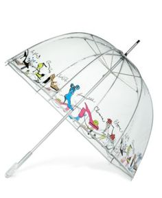 Shoes umbrella!