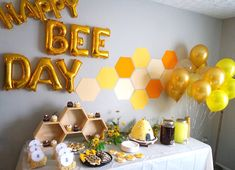 Queen Bee Birthday Party on Kara's Party Ideas | KarasPartyIdeas.com (20)