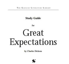great expectations study guide Encuentra great expectations study guide: study guide - teachers' resource (classical comics teaching resource pack) de.