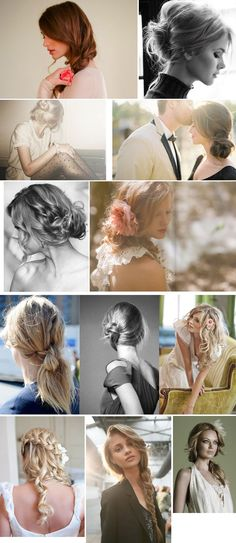 casual hairstyles (via #spinpicks)