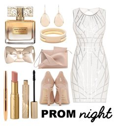 """""""Simple set"""" by bad-bunny15 on Polyvore featuring Hervé Léger, Yves Saint Laurent, Marni, Stila, Givenchy and Too Faced Cosmetics"""