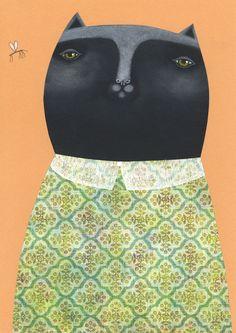 Gatto di Arianna Papini