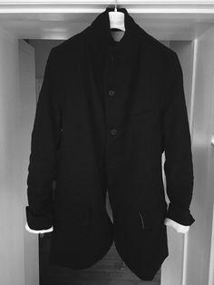 Paul Harnden Black Tweed Blazer Carol Christian Poell BBs Maurizio Amadei A1923 | eBay
