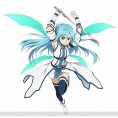 Asuna (ALO)                                                                                                                                                                                 More