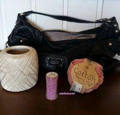 Anneliinin Aarteet : toukokuuta 2015 Longchamp, Tote Bag, Sewing, Craft, Crochet, Bags, Fashion, Handbags, Moda
