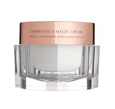 CHARLOTTE TILBURY Charlottes Magic Cream at Brown Thomas. Shop the complete Charlotte Tilbury range in-store or online with fast delivery available. Maquillaje Charlotte Tilbury, Charlotte Tilbury Makeup, Charlotte Tilbury Magic Cream, Sephora, Moisturizer For Dry Skin, Oily Skin, Rosehip Oil, Best Anti Aging, Moisturiser