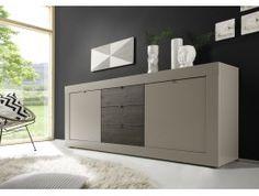 bahut design louise - 1 meuble de rangement pratique mais qui ... - Meuble Bahut Design