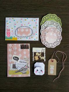 Carta enviada :)  #snailmail #mail #happymail #bunny #correo #buzoncreativo