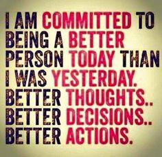 ~be committed~