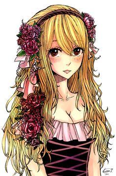Lucy Heartfelia