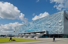 The best news for hockey fans - Moscow now boasts the largest arena in Russia - VTB Ice Palace with the first Hockey Museum and Hall of Fame in the country.