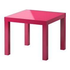 宜家家居代购小方桌子茶几飘窗桌拉克边桌儿童书桌多色新款