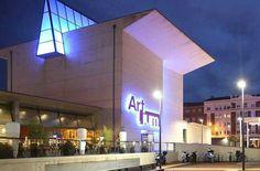 Museo de arte contemporáneo Artium