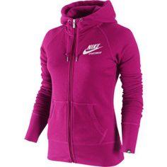 Nike Sportwear AW77 Women's Hoodie - Polyvore