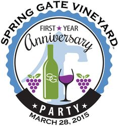 Happy 1 year anniversary Spring Gate.