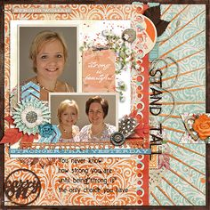 I used Carry and Lift a collab by Scrapyrus Designs and Ju Kniepp Designs. Template is Year of Templates