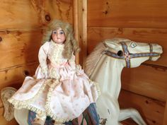 Antique Armand Marseille AM Beauty Doll Bisque by StylishPiggy, $200.00