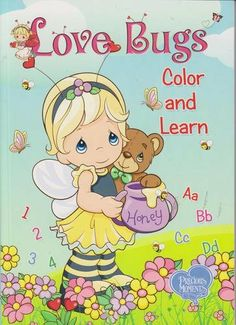 Love Bugs Color and Learn by Vision Street Publishing, LLC. $5.99. FREE 24 Pcs Crayons.. 96 Pages of Coloring.. Love Bugs Color And Learn. Note: Small Parts. Choking Hazard. Not for children under 3 years of age.