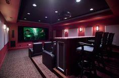 Theatre Room!