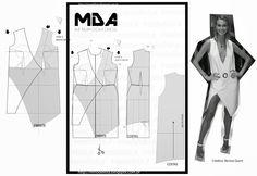 ModelistA: A4 NUM 0064 DRESS