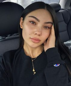 Makeup Tips To assist Hide A Blemish – Eye Makeup Look Makeup Goals, Makeup Inspo, Makeup Inspiration, Character Inspiration, Skin Makeup, Beauty Makeup, Hair Beauty, Amanda Khamkaew, Selfies