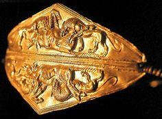 """From the Land of the Golden Fleece: Tomb Treasures of Ancient Georgia"""").The pieces of gold and silver jewelry, all of exceptional charm and sophistication, are a revelation. Few outside Georgia have seen them, indeed not many outside the archaeological profession have been aware of their existence."""