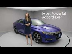 Paragon Honda Presents: The All-New 2018 Honda Accord.  Join Regina, Product Specialist at Paragon Honda, as she takes you on a walkaround of Honda's most innovative and powerful Accord to date, and discover what makes the Honda Accord a thirty two time Car and Driver 10 Best.