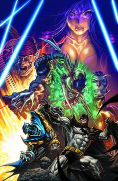Convergence: Batman Shadow Of The Bat (2015) Issue #2