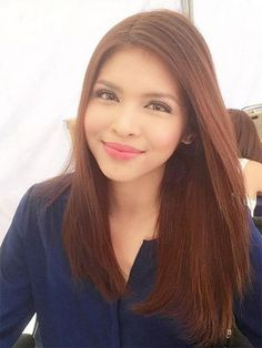 Top stylist, makeup artist rave about Maine Mendoza: 'Humble, classy, intelligent' Long Layered Cuts, Maine Mendoza, Ideal Girl, Top Stylist, Beautiful Asian Girls, Pretty Face, Girl Crushes, Queens, Hair Makeup