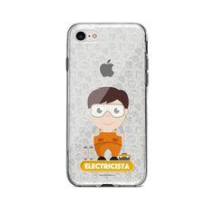 Case - El case del electricista, encuentra este producto en nuestra tienda online y personalízalo con un nombre o mensaje. Phone Cases, Store, Messages, Phone Case