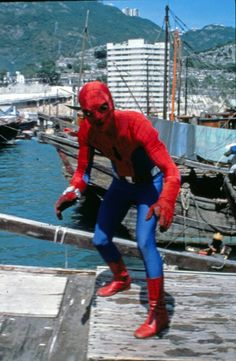The Amazing Spider-Man Live-Action TV Show (1977-1979)  Nicholas Hammond