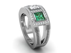 mothers ring designs | Custom Mothers Ring with Diamonds