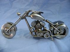 Motorcycle Miniature Arts And Crafts Home Interior