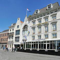 Geniet een midweek midden in het centrum van Den Bosch in Hotel Central