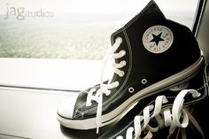 #converse Types Of Shoes, Converse Shoes, My Black, Chuck Taylor Sneakers, Chuck Taylors, Big Boys, High Top Sneakers, Me Too Shoes, Wedding Details