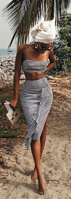 Tropical luxury | Zefinka.com for fashionable women.