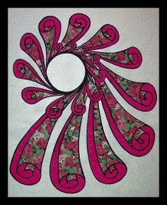 Spin Cycle Pattern from Another by Anita