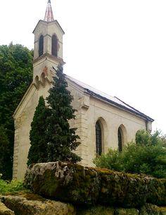 Kostel sv. Jiří - Hradsko -Mšeno - Česko