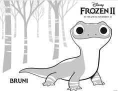 16 Mewarnai Frozen 2 Ideas Frozen Coloring Pages Frozen Coloring Frozen