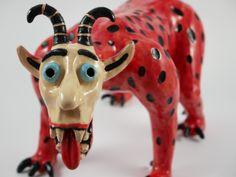 One-off ceramic piece, inspired by mythology. Ceramic Figures, Ceramic Art, Mythology, Giraffe, Pottery, Ceramics, Inspired, Creative, Handmade