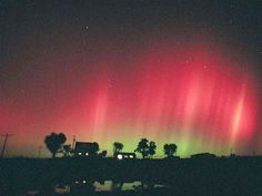 Northern Lights, Planets Put On Incredible Show For Skywatchers (PHOTOS) 7-15-12  Michigan and Wiscon