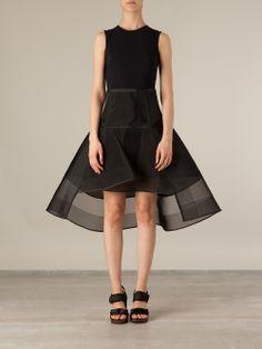 Peter Pilotto 'twist' Skirt