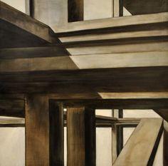 "Saatchi Art Artist Daniel Mullen; Painting, ""Section One"" #art"