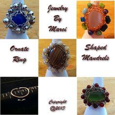 Shaped+Mandrels+Ornate+Ring