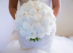 beautiful bouquet of the bride