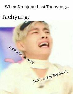 Making memes are great LOL Jimin, Bts Taehyung, Bts Bangtan Boy, Seokjin, Namjoon, Bts Memes Hilarious, Bts Funny Videos, Funny Shit, Bts Pictures